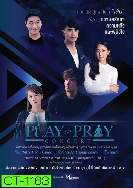 Play for Pray Concert Live