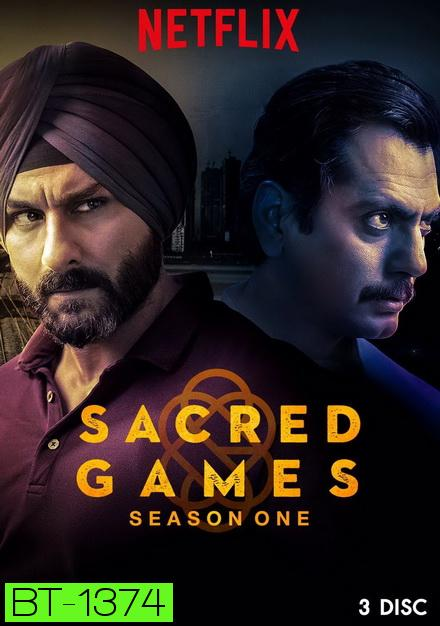 Sacred Games season 1