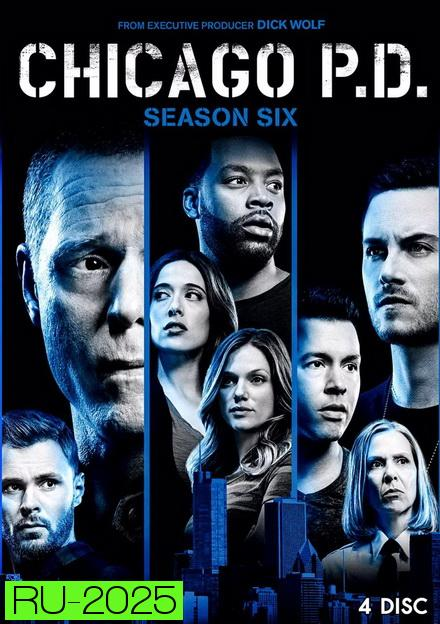 Chicago P.D. Season 6  ( Ep.1-22 จบ )