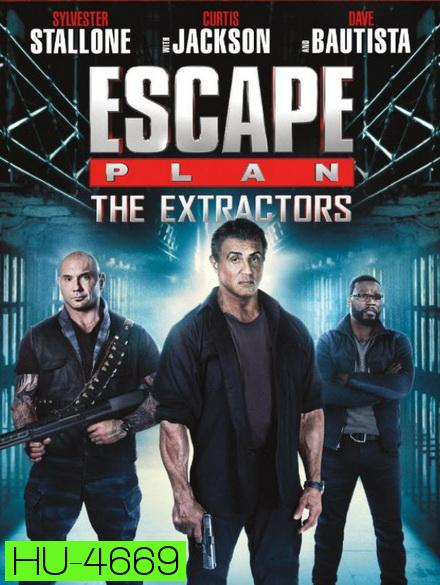 Escape Plan 3  The Extractors 2019